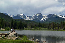 Sprague Lake, Rocky Mountain National Park, United States