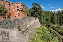 Castello di Brolio, Gaiole in Chianti, Italy