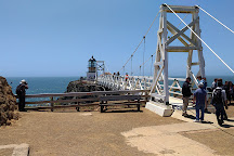 Point Bonita Lighthouse, Marin County, United States