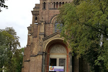Zionskirche (Iglesia de Sion), Berlin, Germany