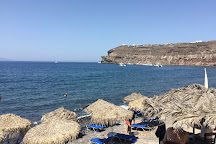 Mesa Pigadia Beach, Santorini, Greece