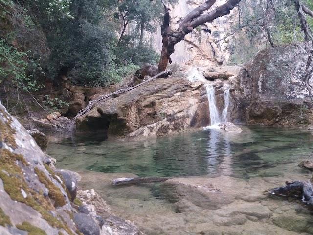 cascata di Buddidorgia