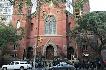 Holy Cross Church, New York City, United States