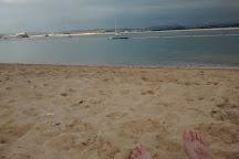 Playa de Los Bikini, Santander, Spain
