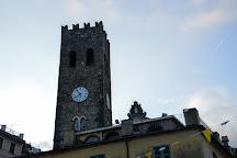 Chiesa di San Giovanni Battista, Monterosso al Mare, Italy