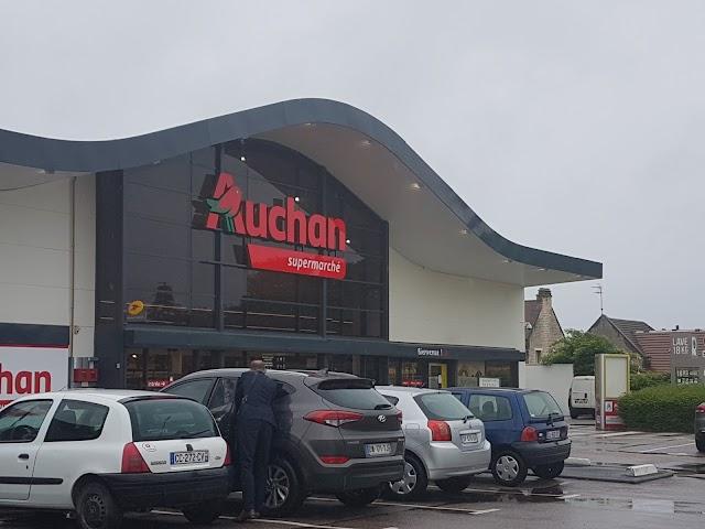 Auchan Supermarché Herouville