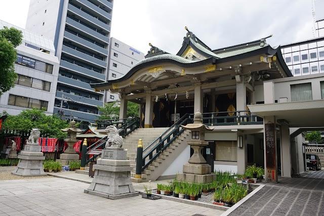 Nanba Shrine