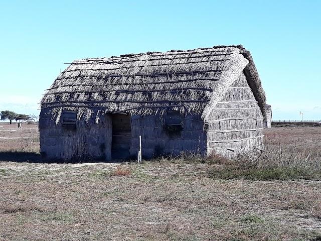 Le village de pecheurs