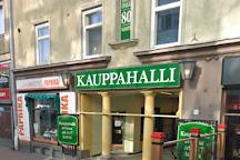 Porin Kauppahalli, Pori, Finland