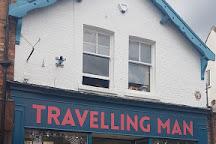 Travelling Man, York, United Kingdom