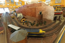 Hartmann Model Railroad & Toy Museum, Intervale, United States