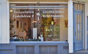 Kunst & Antiquitäten Fedelhören 9 | Galerie Kerls