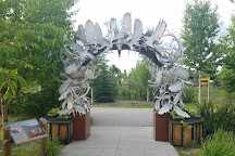 Antler Arch, Fairbanks, United States