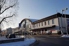 Автобусная станция   Tábor
