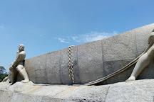 Monument to the Bandeiras, Sao Paulo, Brazil
