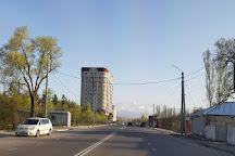 Ataturk Park, Bishkek, Kyrgyzstan