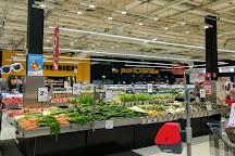 Auchan Kirchberg, Luxembourg City, Luxembourg