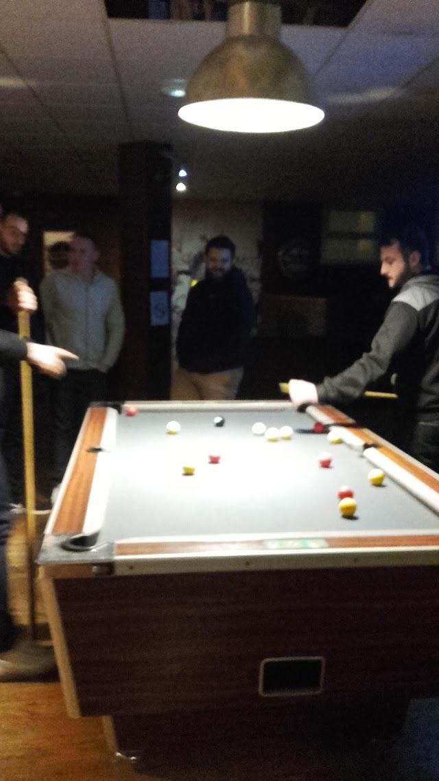 Pub Hamilton (Billard)