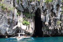 Cathedral Caves, El Nido, Philippines