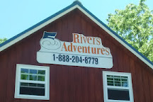 5 Rivers Adventures, Hartford, United States