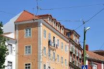 Tuk Tuk Tejo, Lisbon, Portugal
