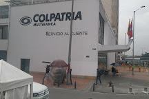 Torre Colpatria, Bogota, Colombia