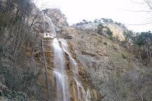 Waterfall Uchan-Su, Yalta, Crimea