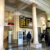 Станция  станции  Bari