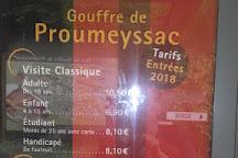 Le Gouffre de Proumeyssac, Audrix, France