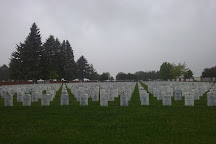 Fort McPherson National Cemetery, Maxwell, United States