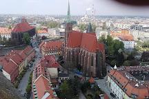 Most Grunwaldzki, Wroclaw, Poland