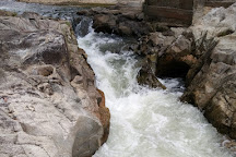 Sungai Klah Hot Spring Park, Sungkai, Malaysia