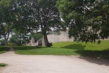 Pickering Castle, Pickering, United Kingdom