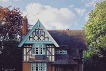 Dulwich Park, London, United Kingdom