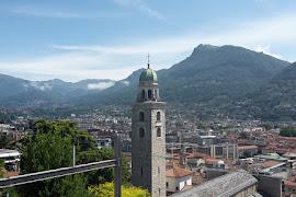 Железнодорожная станция  Lugano FLP