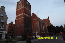 St. John's Church (Kosciol sw. Jana), Gdansk, Poland