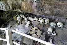 Doini Island Skull Cave, Doini Island, Papua New Guinea