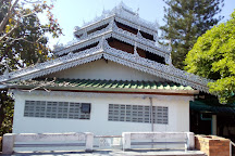 Wat Phra That Doi Kong Mu, Mae Hong Son, Thailand