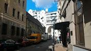 Театр ГИТИСа, Малый Гнездниковский переулок на фото Москвы