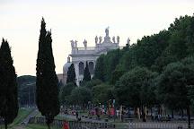 Giardini di via Carlo Felice, Rome, Italy
