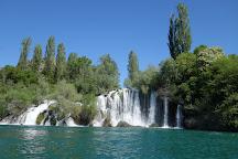 Roski Slap, Skradin, Croatia