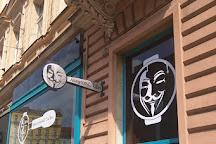 AnonymouS Bar, Prague, Czech Republic