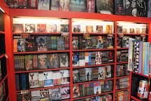 Comics Point, Prague, Czech Republic