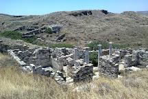 Temple of Isis, Delos, Greece