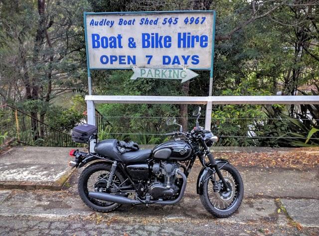 Royal National Park Boat & Bike Hire