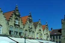 Castle Beauvoorde, Veurne, Belgium