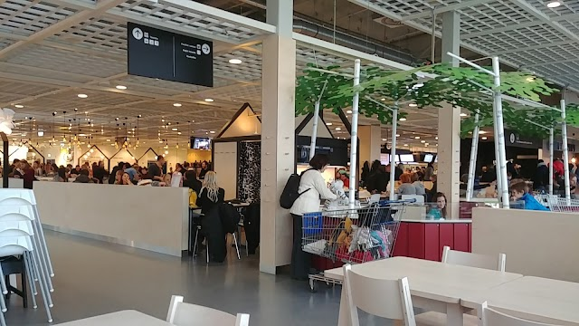 IKEA Cerny Most