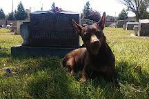 Holy Sepulchre Catholic Cemetery, Hayward, United States