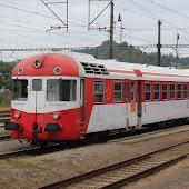 Железнодорожная станция  Letohrad
