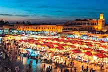 Jemaa el-Fna, Marrakech, Morocco
